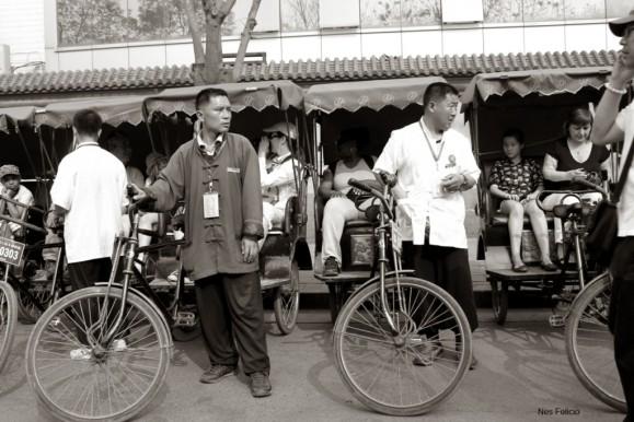 beijing rickshaw ride