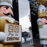 The Longest Christmas Season in the World